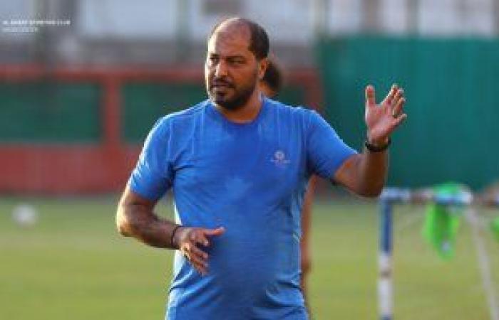 الشعباني يمنح لاعبى المصرى راحة سلبية اليوم بمعسكر برج العرب