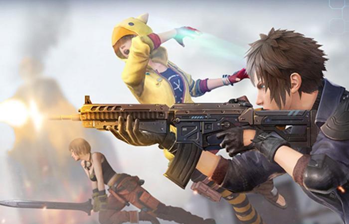 الإعلان عن موعد إطلاق لعبة Final Fantasy 7: The First Soldier- حدث Tokyo Game Show 2021