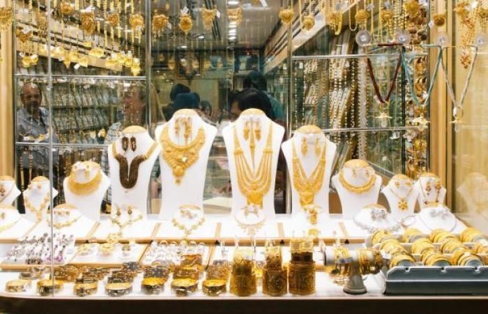 ارتفاع أسعار الذهب في عدد من الدول العربية