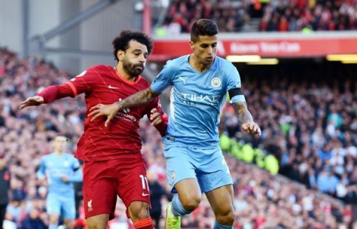 مباراة ليفربول ومانشستر سيتي تنتهي بأهداف التعادل... فيديو