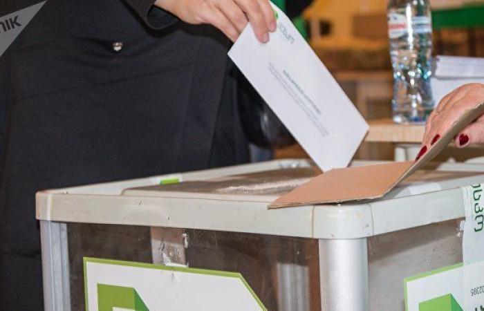 الحزب الحاكم في جورجيا يتصدر انتخابات البلدية وسط اتهامات بالتزوير