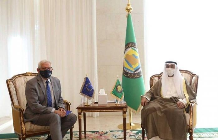 مجلس التعاون والاتحاد الأوروبي: ندعم جهود إنهاء الحرب في اليمن بالمسار السياسي