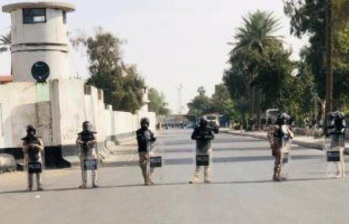 الشرطة الاتحادية بالعراق تنفذ عملية تفتيش موسعة فى كركوك