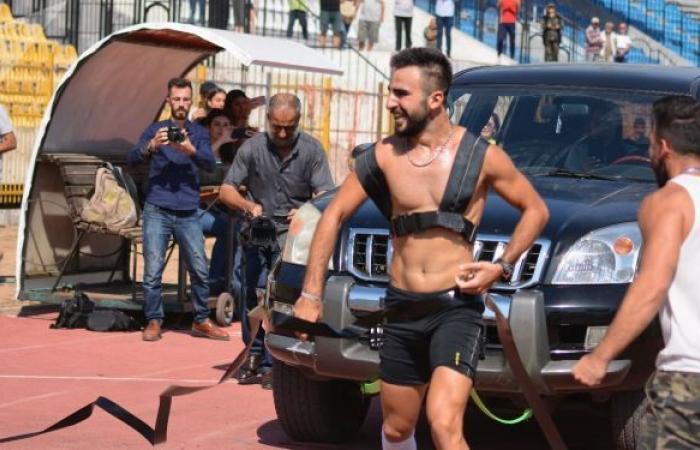 """السوري يزن غياث صالح يحطم رقما أمريكيا في """"غنيس"""" ويتحدث عن خطته المستقبلية... فيديو"""