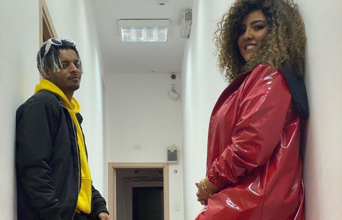 قصة 3 أغنيات تجمع مى كساب وزوجها أوكا في ألبومها الجديد