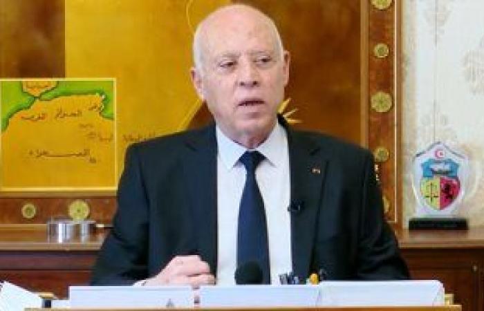 الرئيس التونسى: حريصون على عدم إراقة الدماء ونسعى لتحقيق آمال شعبنا