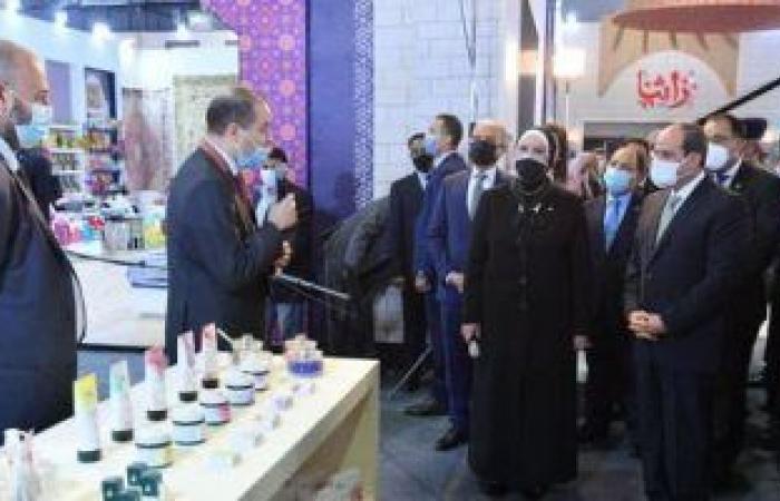 سفير الأردن عن مرور السيسي على جناح بلاده بمعرض تراثنا: زيارة كريمة نعتز بها