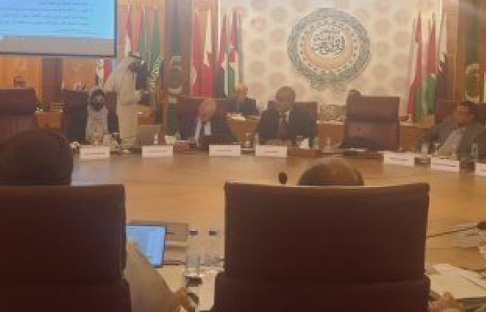 انطلاق اجتماع اللجنة الفنية للبيئة بمقر الجامعة العربية