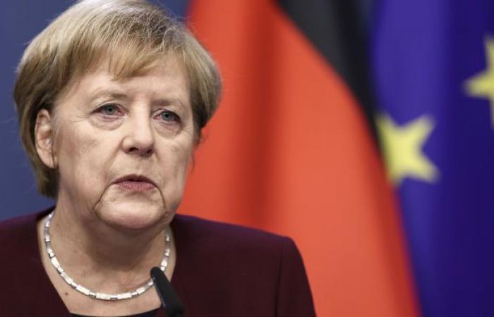 ميركل: أمن إسرائيل يظل أولوية لكل الحكومات الألمانية