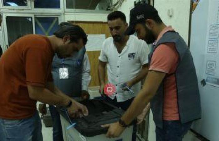القبض على 77 مخالفا للعملية الانتخابية فى العراق