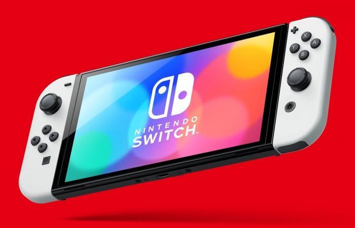 شركة Nintendo تنصحك بعدم إزالة لصاقة الحماية لشاشة Switch OLED