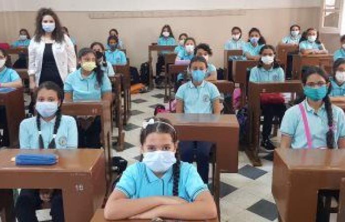 انتظام الدراسة اليوم فى جميع المدارس و23 مليون طالب يتواجدون بالفصول