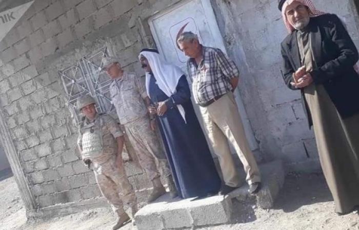 نقطة طبية روسية للحالات الإنسانية الوافدة من مناطق سيطرة الجيش الأمريكي شرقي سوريا... صور