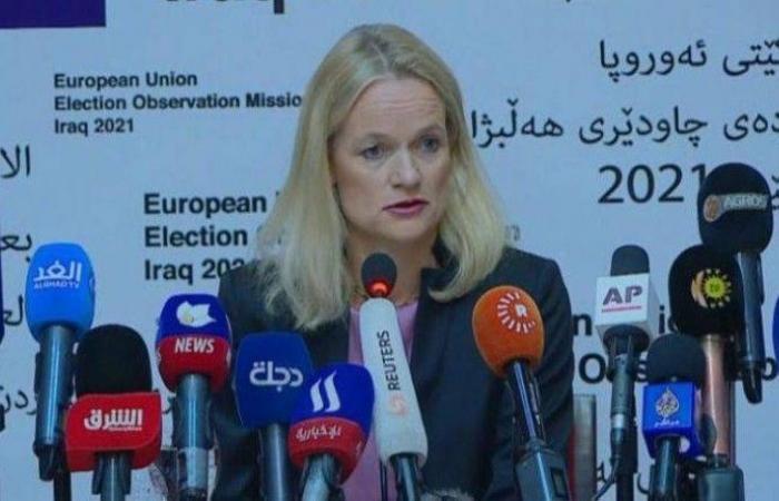 توقيف 77 مخالفا.. إشادة أوروبية بانتخابات العراق