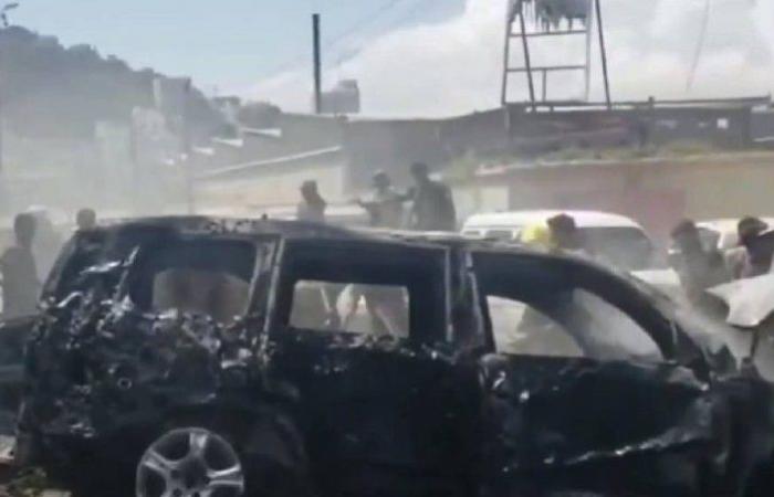 نجاة محافظ عدن ووزير الزراعة اليمني من الاغتيال