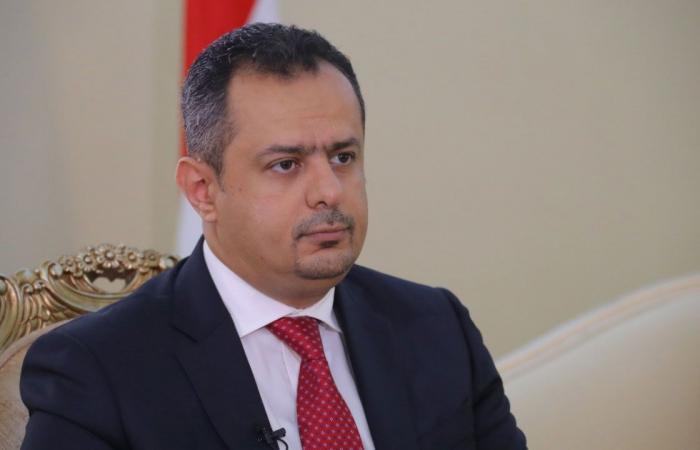 رئيس وزراء اليمن: المعركة في مأرب مصيرية.. والحوثيون سبب دمار البلاد