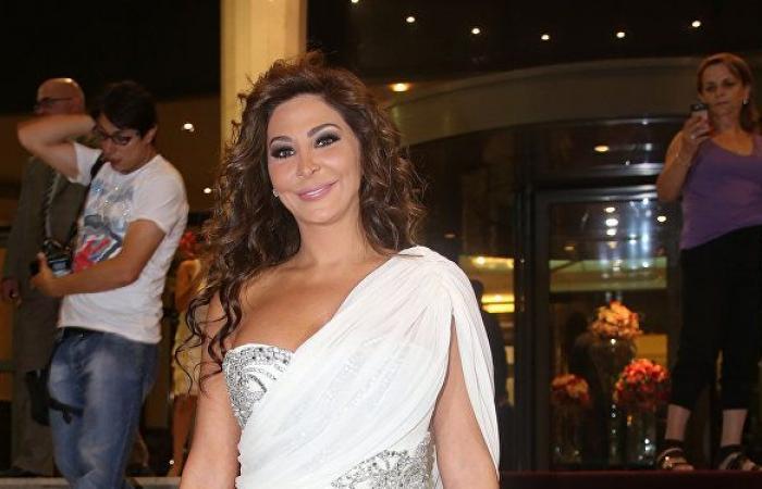 إليسا تنفعل على الهواء أثناء حديثها عن قمع الحريات في لبنان... فيديو