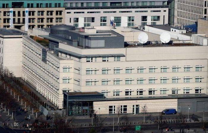 رصد حالات اشتباه بـ«متلازمة هافانا» بالسفارة الأمريكية في برلين