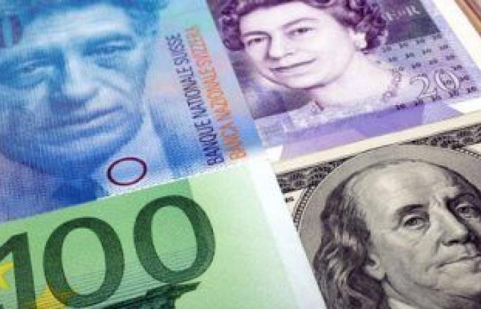 أسعار العملات اليوم الأحد 10-10-2021 فى مصر