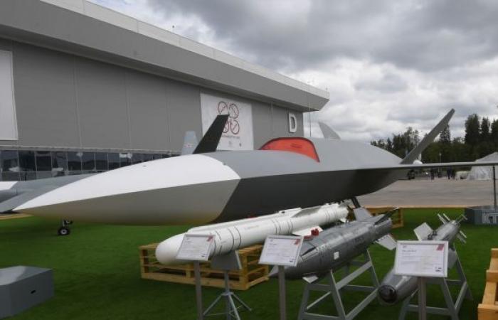 """المطور: الطائرة المسيرة الروسية الجديدة """"غروم"""" يمكنها التصرف بنفسها"""