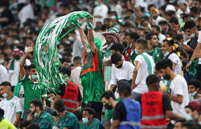 نفاد تذاكر مباراة السعودية والصين