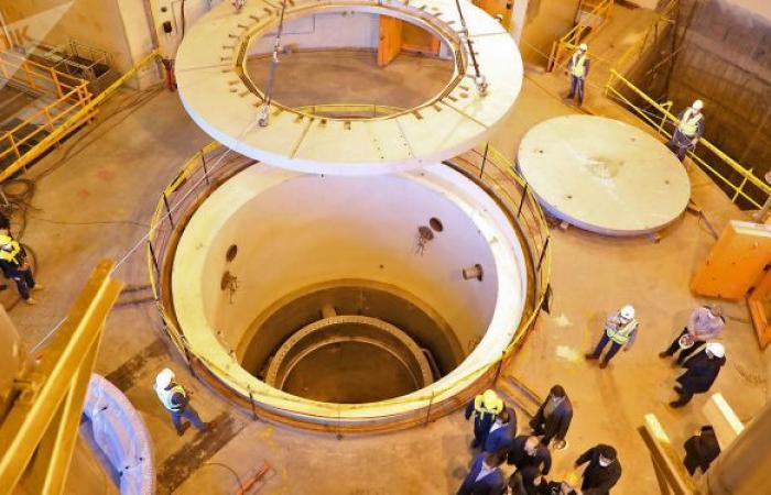 إيران تتخذ الخطوات لتحقيق أهدافها السلمية في الطاقة النووية