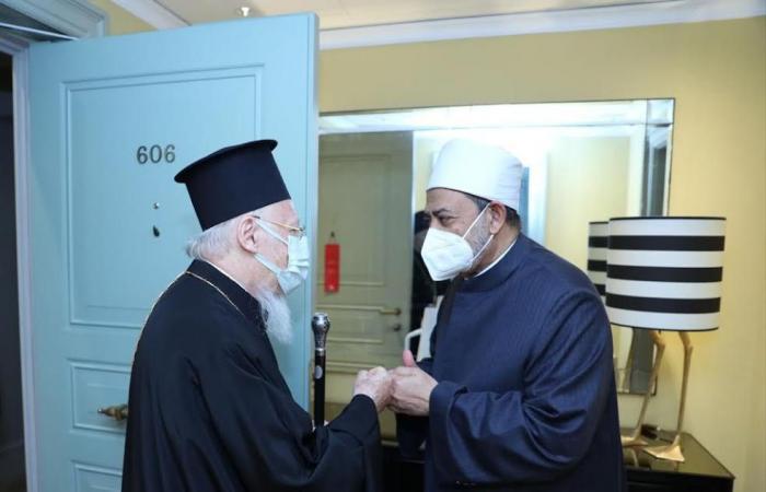 الإمام الأكبر: الأزهر انفتح على المؤسسات الدينية بالعالم لتقديم القدوة