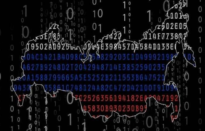 روسيا مسؤولة عن نصف عمليات الاختراق المدعومة من الدولة