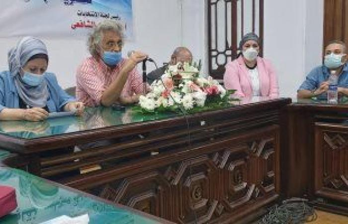 نقابة الأطباء: 11 ألفا و873 طبيبا شاركوا بالتصويت فى الانتخابات.. صور