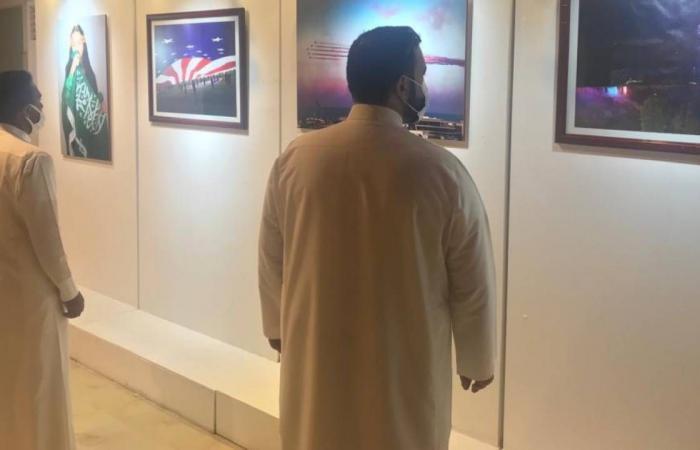 مصورون أمريكيون وسعوديون يعرضون صورًا أيقونية بالمعرض الفوتوغرافي المتجول