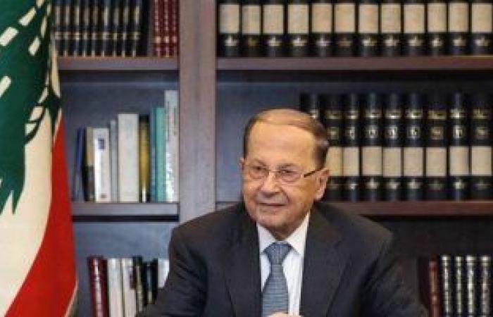 رئيس لبنان يبحث مع وزير السياحة البرامج المقترحة خلال الظروف الصعبة للبلاد