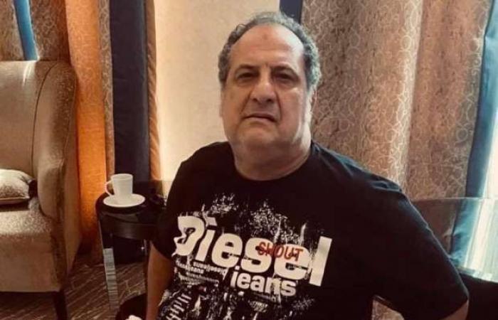 """خالد الصاوى يكشف تطورات حالته الصحية لـ""""اليوم السابع"""": مفيش حاجة خطرة"""
