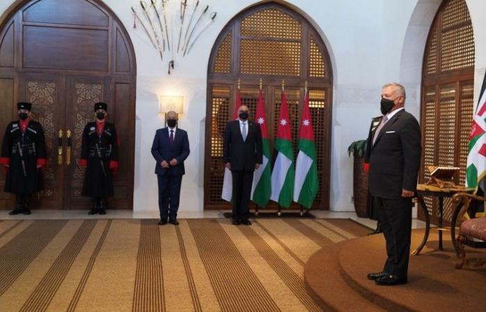 الأردن: الحكومة الجديدة تؤدي اليمين الدستورية
