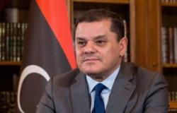 رئيس الحكومة الليبية يبحث هاتفيا مع الرئيس الفرنسى خروج القوات الأجنبية