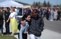 تلميذة في الابتدائية تطلق النار داخل مدرستها بأمريكا وتصيب 3 أشخاص | صور