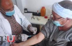 صحة المنيا تنتهي من القافلة الطبية لأهالي قري ريحانة بأبو قرقاص