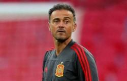 إنريكي يتحدث عن مستقبله مع منتخب إسبانيا