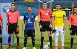 ملخص وأهداف بيراميدز والإسماعيلى فى الدورى الممتاز.. فيديو