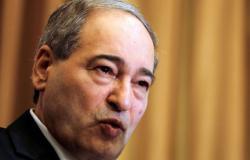 وزير الخارجية السوري: يجب على تركيا أن تنهي احتلالها الفوري لأراضينا
